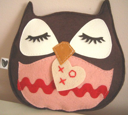 Stewart the owl